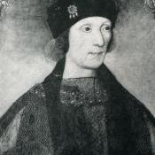 Генрих (Henry) VII, король Англии