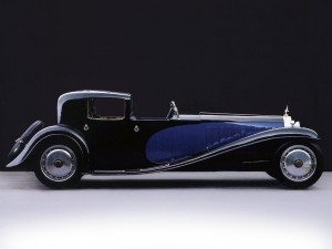 Bugati Type 41 Royale 1931