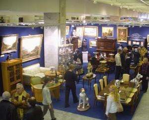 Антикварный рынок Санкт-Петербурга
