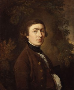 То́мас Ге́йнсборо (англ. Thomas Gainsborough; 14 мая 1727 — 2 августа 1788)