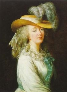 Мари Жанна Бекю (фр. Marie-Jeanne Bécu), по мужу графиня Дюбарри́