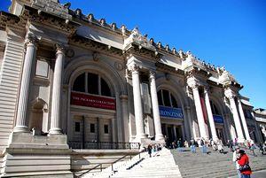 The Metropolitan Museum of Art, музей антиквариата