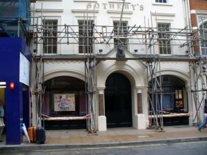 sotheby's london bond street