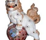 Кома-Ину, защитник от злых духов. 19 век