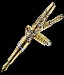 Самые дорогие в мире ручки - 2 часть