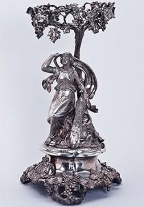 старинное английское серебро